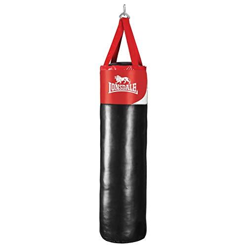 Lonsdale - Sac de frappe d'un mètre 20 pour des séances d'entraînement de boxe ou d'arts martiaux