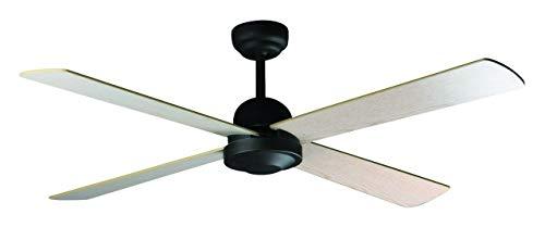 Faro 33288 - IBIZA Ventilatore da soffitto marrone ossido