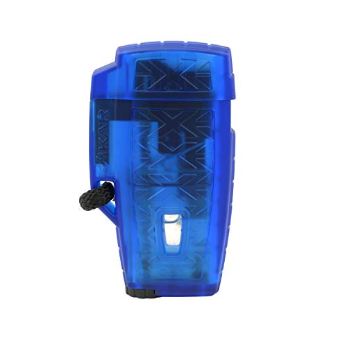 Xikar Stratosphere II High Altitude Lighter, Single Jet Flame,...