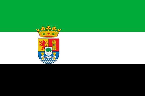 Durabol Gran Bandera de Extremadura 150 * 90 cm