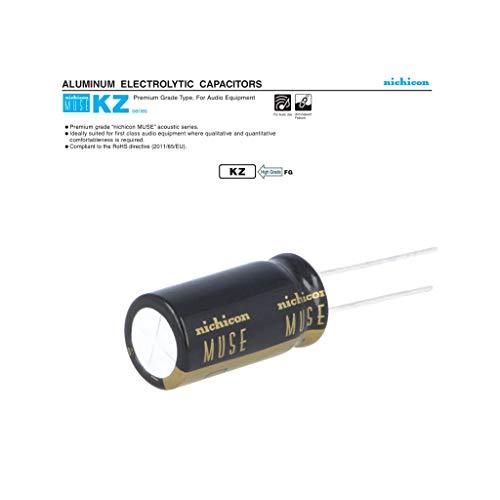 2x 2200uf Capacitor Electrolítico - 105 ° c-Uk 16v máx. 1st Class Post