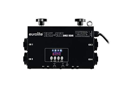 EUROLITE EDX-4RT DMX RDM Truss Dimmerpack | 4-Kanal-DMX-Dimmerpack