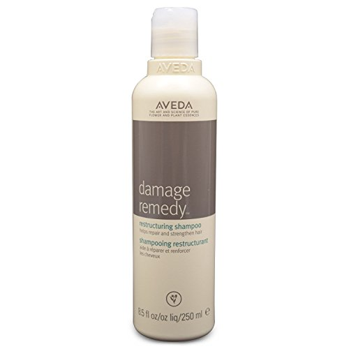 aveda Damage Remedy Rest ructu Anillo Champú 250ml spendet reichhaltige Humedad y reparada strukturgeschädigtes pelo.