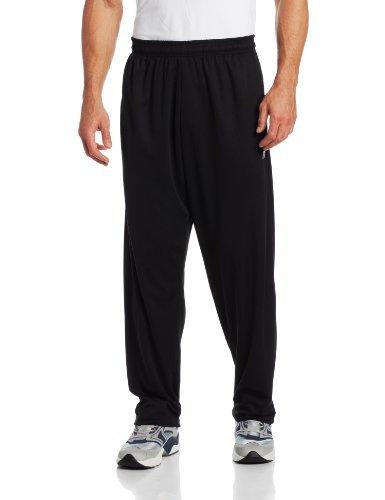 Russell Athletic Pantalon Solide dri-Power pour Homme 2X Haut Noir