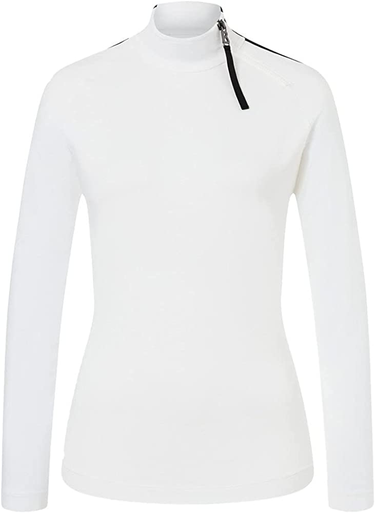 Bogner Airin Turtleneck Womens 2021 spring and summer new New life Mid-Layer