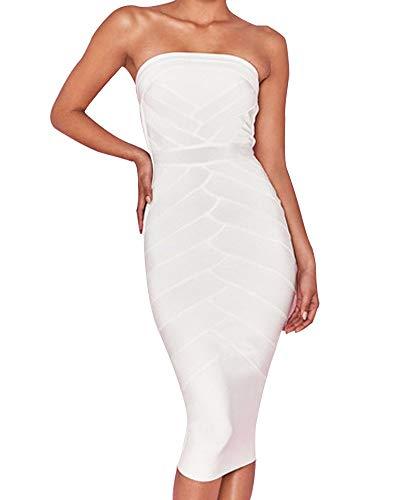 Elegancka sukienka ołówkowa damska z odsłoniętymi ramionami sukienka bez rękawów wygodne rozmiary sukienki wieczorowe do kolan moda świąteczna odzież na studniówkę elegancka smukła paczka sukienka na imprezę w stylu hip