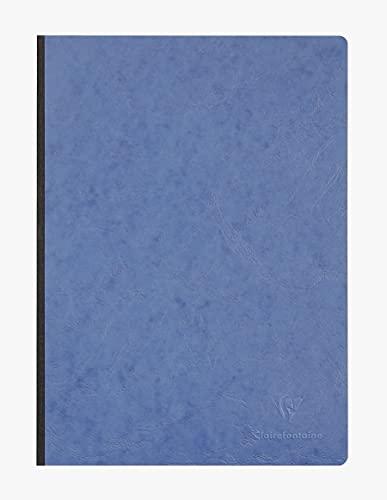 Clairefontaine 791424C Quaderno Brossurato, 29.4 x 21 x 1.1 cm, Blu