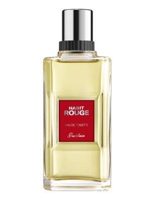 Habit Rouge fur HERREN von Guerlain - 100 ml Eau de Parfum Spray