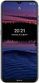 Nokia G20 Dual Sim - 6.5 inch, 128 GB, 4 GB RAM, 4G LTE - Silver