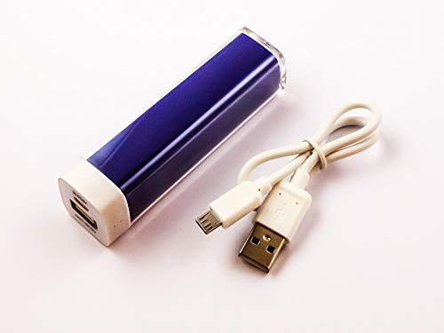 AGI USB Powerbank - 2.200mAh / blau kompatiblen