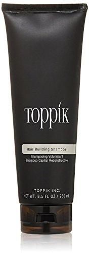 Toppik Champú, Fortalece y Repara el Cabello para Crear más Densidad en el Cabello de Forma Natural, 250 ml