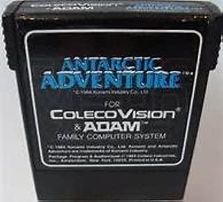 Colecovision & Adam Antarctic Adventure Video Game Cartridge (1984)