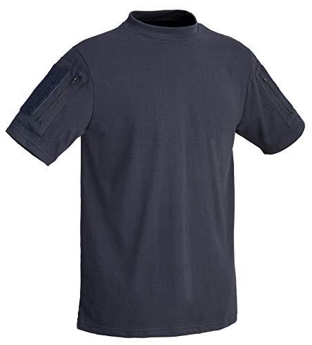 Defcon 5 Tactical 1739 Short Sleeves with Pockets D5 - Bleu - XL
