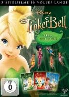 TinkerBell - Feen-Trilogie [3 DVDs]