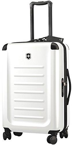 Victorinox Spectra 2.0 Continuo Policarbonato Blanco - Bolsa de Viaje (44 cm, 26 cm, 68 cm, 3,43 kg, Blanco)