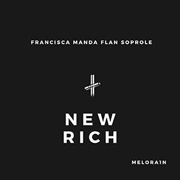 Francisca Manda Flan Soprole