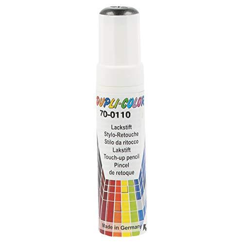 Dupli-Color 599149 Lackstift Auto-Color grau metallic 70-0110 12ml, Grey
