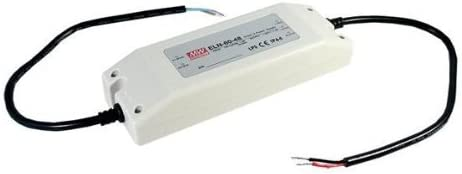 MEAN WELL ELN-60-48D ELN Series 62.5 W Single Output 48 V AC/DC Class 2 Switching Power Supply - 1 item(s)