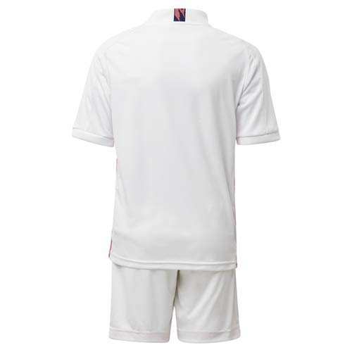 Real Madrid Adidas Stagione 2020/21 Completo Ufficiale Completo Ufficiale Bambini, Bambino, Completo Ufficiale, FQ7489, Bianco, XS
