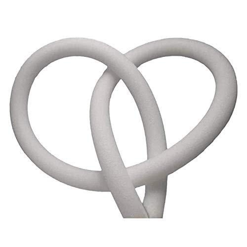 SHUAIGE Rutschfester Schaumstoffstreifen Für Stretch-Sofa Schonbezug, Schonbezug Tuck Grips Für Stretch-Sofabezug Rutschfester Stick(Size:Diameter:2.2cm,Color:2M)