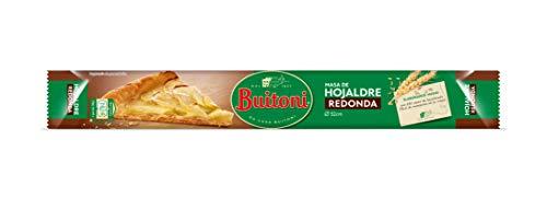 Buitoni Masa de Hojaldre refrigerada - Masa para repostería redonda - 230 g