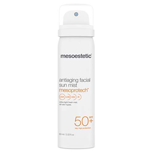 Mesoestetic mesoprotech antiaging facial sun mist
