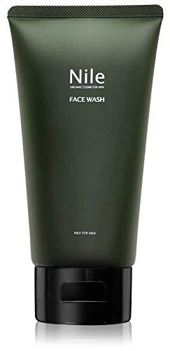 Nile 濃密泡洗顔 メンズ ヒアルロン酸配合 泡 洗顔せっけん150g