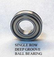 FAG (Schaeffler) 6328-M - Radial/Deep Groove Ball Bearing - Round Bore, 140 mm ID, 300 mm OD, 62 mm Width, Open, C0