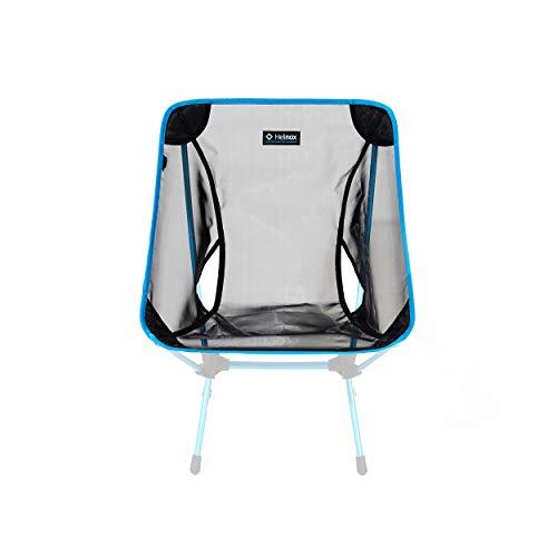 Helinox Chair One Summer Kit   Aus extrem atmungsaktivem Netzmaterial verwandelt er Ihren Chair One kühlen, luftigen Sitz für den Sommer (Black Mesh)
