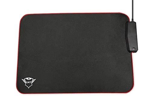Trust Gaming GXT765 Glide-Flex - Mouse Pad RGB XL con USB Hub