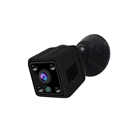 Wifi Home Office Shop 720 / 1080P Mini Camera Oplaadbare TF Geheugenkaart Uitbreiding Videorecorder