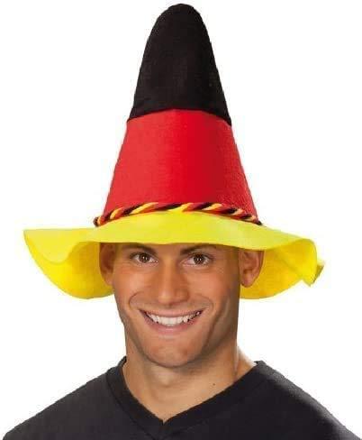 Allemagne drapeau de wM eM simplet chapeau carnaval