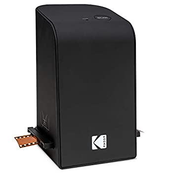KODAK Film Scan Tool for PC and MAC – 5MP Digital Film Scanner Converts & Saves 35mm Film Negatives & Slides Directly on Your Computer with Capture and Edit Software Easy-Load Film Inserts & More