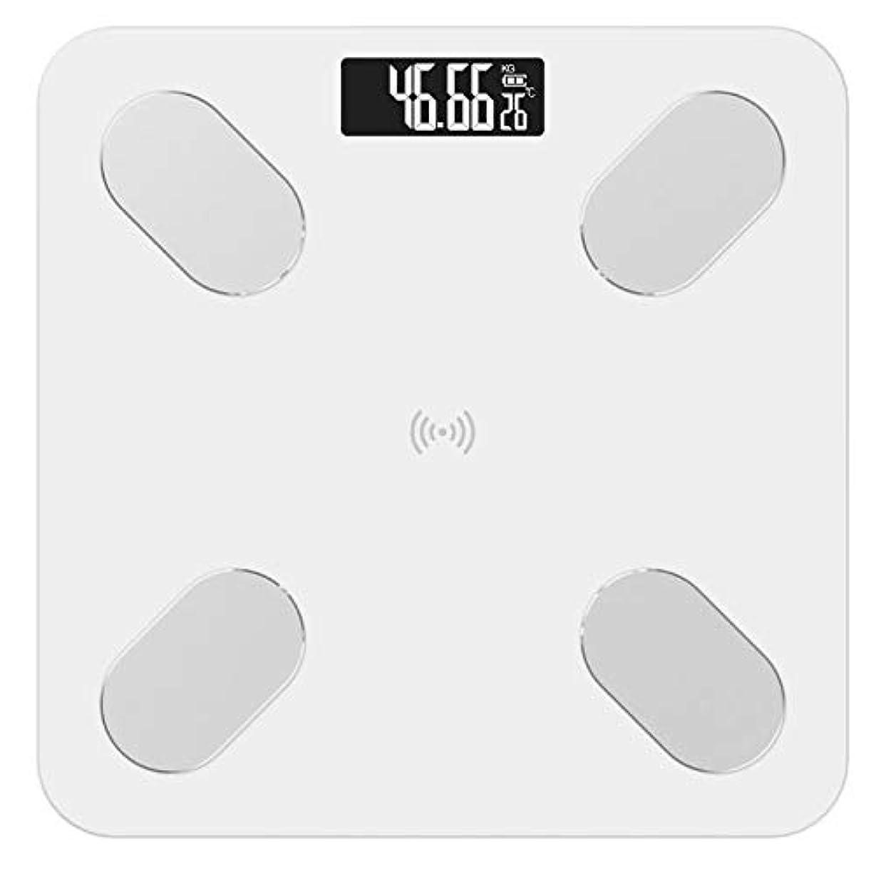 束に勝る純正スマート体重計、デジタル電子体重計/筋肉スケール/内臓スケールBluetooth APP