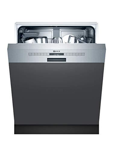 NEFF S145HAS29E N50 Geschirrspüler teilintegriert / 60 cm / Home Connect / Chef 70° / Favourite / 6 Programme