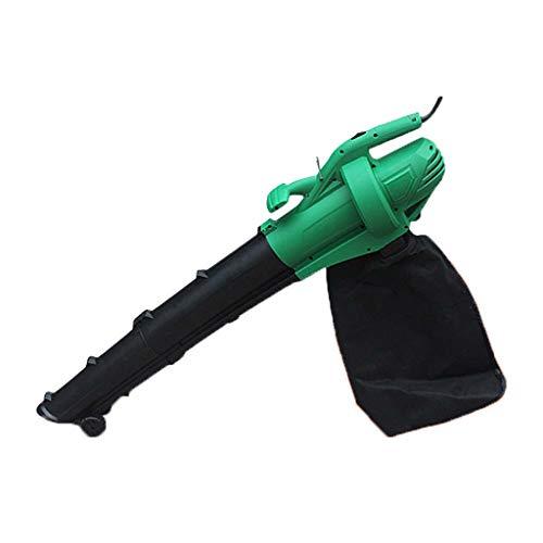 Blazer voor de tuin, voor meer doeleinden, blazer/veegmachine/reiniger 6~14 cm, 13000 tpm, afdekking 10:1, met 45l verzamelzak