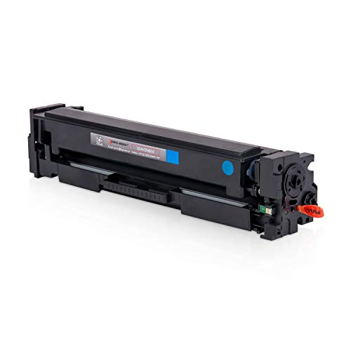 4 Logic-Seek XL Toner kompatibel mit HP Laserjet pro MFP M277dw CF400-X / 201X - Laserjet Pro M252 M274 - Neuste Chipgeneration