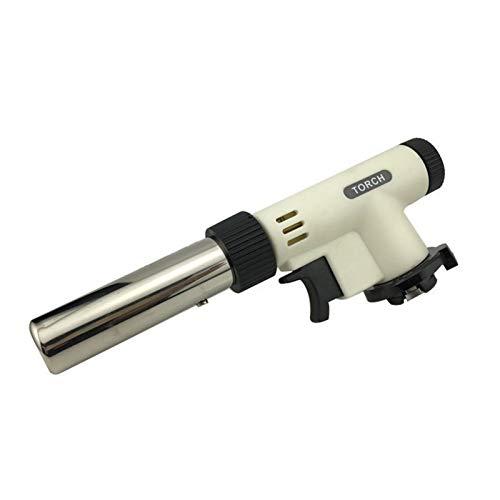 Wzrx7 - shop Flambierbrenner,Gasbrenner Hochtemperatur Tragbare Keramikkern Flamethrower Airbrush-Feuer-Hersteller Burner Anzünder