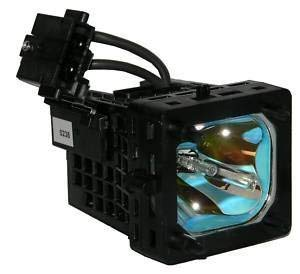 KDS-60A2020 Sony 60' Grand Wega SXRD Projection TV Lamp Replacement. Sony TV Lamp Assembly with Osram Neolux Bulb Inside.
