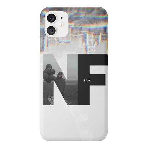 NF City Blend Lyrical Rapper Phone Case Hard Plastic Protective Smartphone Mobile Cover Funny For - Huawei P10