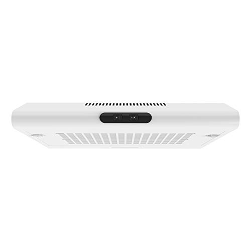 Prodex PXVH60WH Visor Cooker Hood, Extractor Fan, 60cm Wide,...