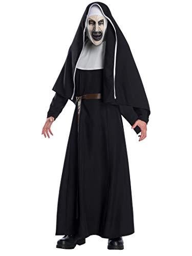 Disfraz de monja The Nun Deluxe para adulto, Talla XL (Rubie