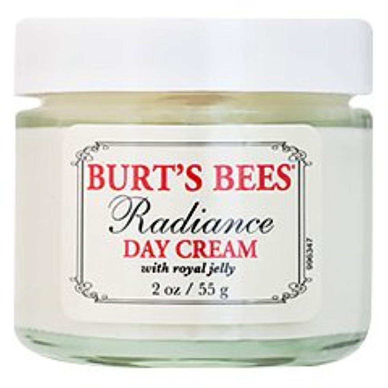 怠けたペパーミント座標バーツビーズ(Burt's Bees) ラディアンス デイクリーム(ロイヤルジェリー) 55g [海外直送品][並行輸入品]