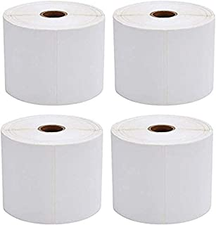 Immuson 4x6 Direct Thermal Shipping Labels,Compatible with Zebra Label Printer (1000 Labels/Roll)