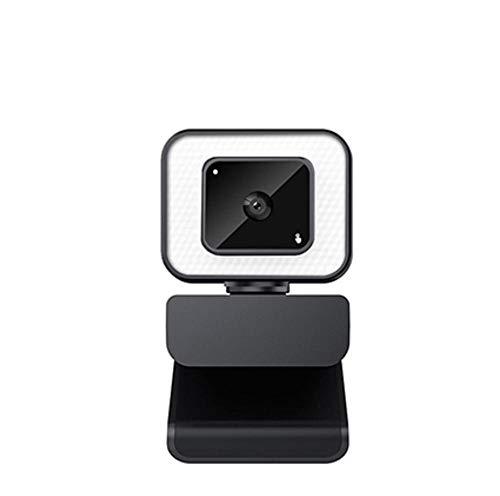 SUN100 Cámara Web Full HD con Enfoque Automático De Luz De Relleno