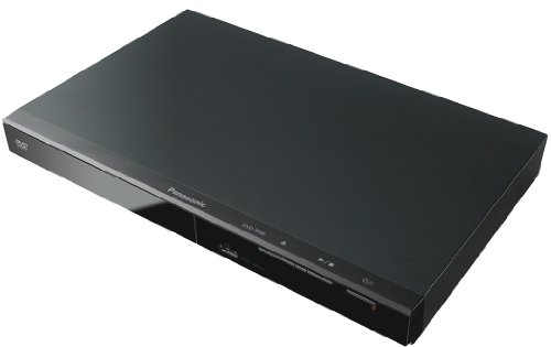 Panasonic DVD-S500EG-K - Reproductor DVD (Xvid, USB, Power Resume ...