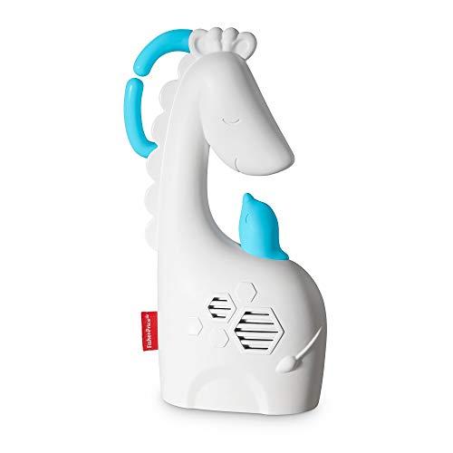 Fisher-Price FGG90 Kleine Musik Giraffe Baby Spieluhr mit sanfter Musik, Liedern und White Noise ab 0 Monaten