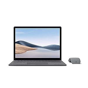 "【Microsoft ストア限定】2点セット: Surface Laptop 4 13.5インチ(AMD Ryzen 5 / 8GB / 256GB / プラチナ)..."""