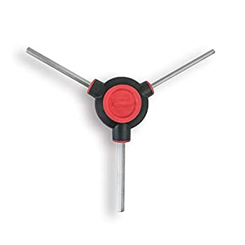Feedback Sports Fixed 3-Way Allen Wrench - 4/5/6mm Hex