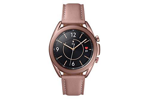 SAMSUNG Galaxy Watch 3 (LTE) 41mm - Smartwatch Mystic Bronze